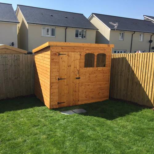 Tips when buying your shed